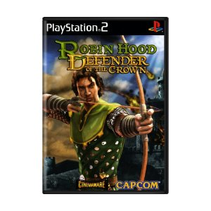 Jogo Robin Hood: Defender of the Crown - PS2