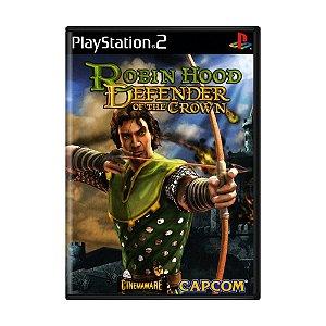 Jogo Robin Hood: Defender of the Crown - PS2