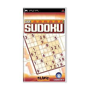 Jogo Go! Sudoku - PSP
