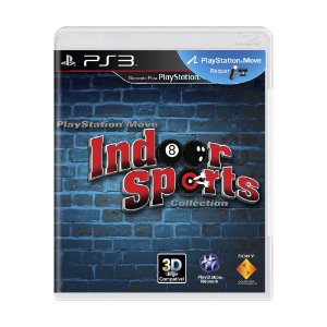 Jogo PlayStation Move - Indoor Sports Collection - PS3