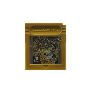 Jogo Pokémon Yellow Version: Special Pikachu Edition - GBC