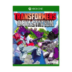Jogo Transformers: Devastation - Xbox One