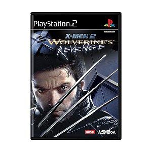 Jogo X2: Wolverine's Revenge - PS2