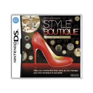 Jogo Style Boutique - DS