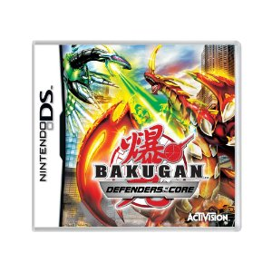 Jogo Bakugan: Defenders of the Core - DS