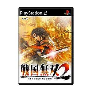 Jogo Samurai Warriors 2 - PS2