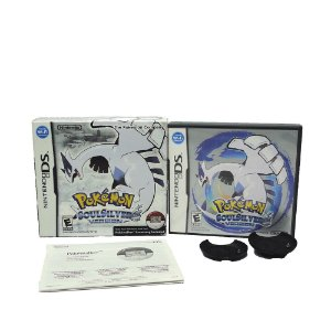 Jogo Pokémon: SoulSilver Version - DS