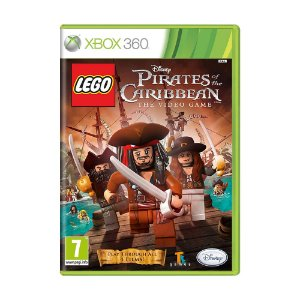 Jogo LEGO Pirates of The Caribbean: The Video Game - Xbox 360