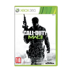 Jogo Call of Duty: Modern Warfare 3 - Xbox 360