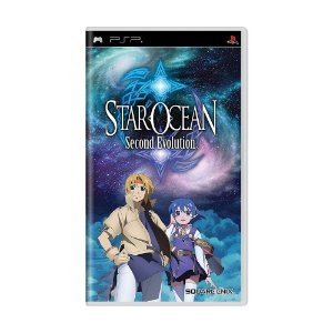 Jogo Star Ocean 2: Second Evolution - PSP