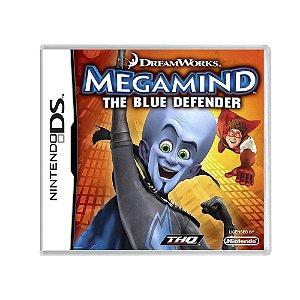 Jogo Megamind: The Blue Defender - DS