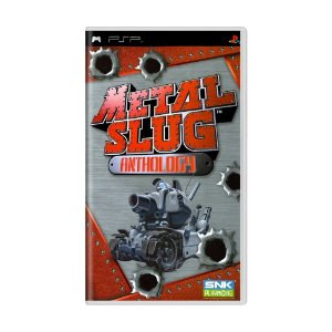 Jogo Metal Slug Anthology - PSP