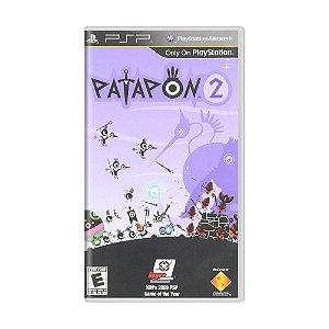 Jogo Patapon 2 - PSP