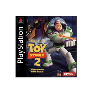 Jogo Toy Story 2: Buzz Lightyear to the Rescue - PS1