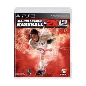 Jogo Major League Baseball 2K12 - PS3