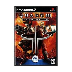Jogo Quake III: Revolution - PS2