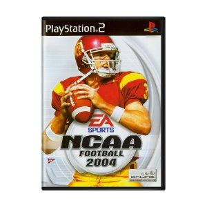 Jogo NCAA Football 2004 - PS2