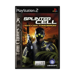 Jogo Tom Clancy's Splinter Cell: Pandora Tomorrow - PS2