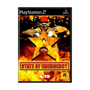 Jogo State of Emergency - PS2