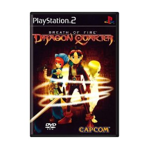 Jogo Breath of Fire: Dragon Quarter - PS2