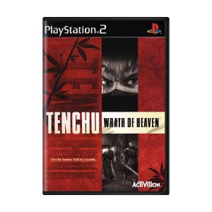 Jogo Tenchu: Wrath of Heaven - PS2