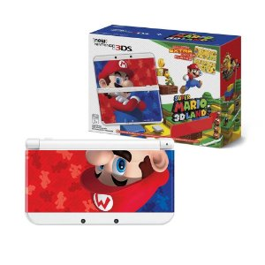 Console New Nintendo 3DS XL (Super Mario 3D Land) - Nintendo