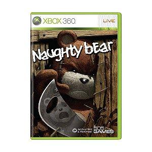 Jogo Naughty Bear - Xbox 360