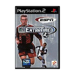 Jogo ESPN MLS ExtraTime - PS2