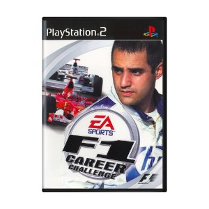 Jogo F1 Career Challenge - PS2