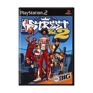 Jogo NBA Street Vol. 2 - PS2
