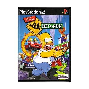 Jogo The Simpsons: Hit & Run - PS2