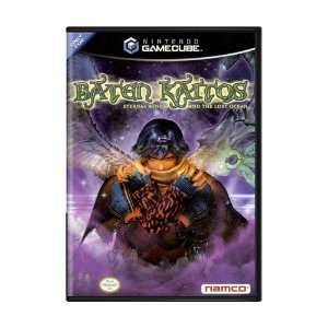 Jogo Baten Kaitos: Eternal Wings and the Lost Ocean - GameCube
