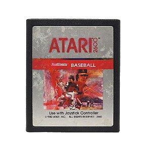 Jogo RealSports Baseball - Atari