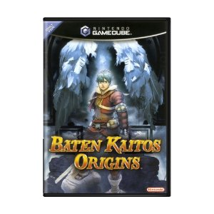 Jogo Baten Kaitos Origins - GameCube