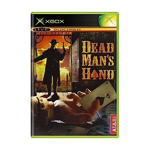 Jogo Dead Man's Hand - Xbox