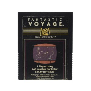 Jogo Fantastic Voyage - Atari