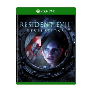 Jogo Resident Evil Revelations - Xbox One