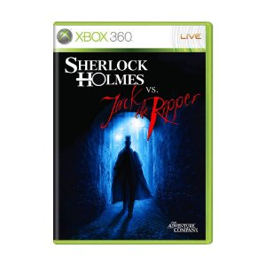 Jogo Sherlock Holmes Versus Jack the Ripper - Xbox 360