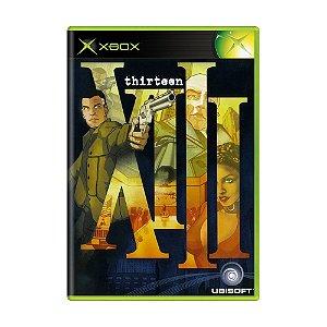 Jogo Thirteen XIII - Xbox