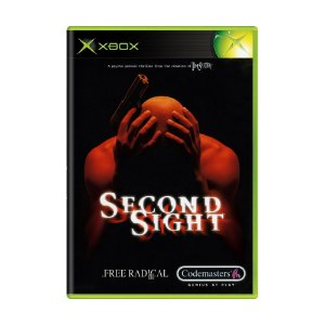 Jogo Second Sight - Xbox