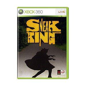 Jogo Sneak King - Xbox 360