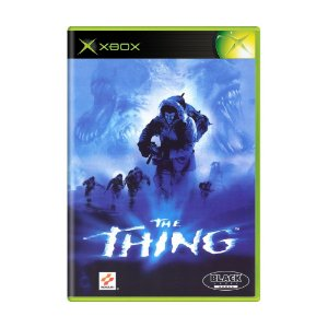 Jogo The Thing - Xbox