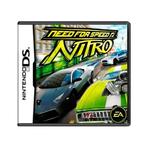 Jogo Need for Speed: Nitro - DS