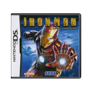 Jogo Iron Man - DS