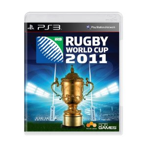 Jogo Rugby World Cup 2011 - PS3