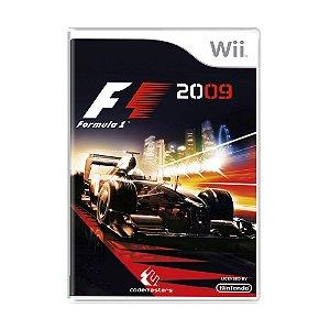 Jogo Formula 1 2009 - Wii