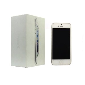 Celular iPhone 5 Branco 16GB - Apple