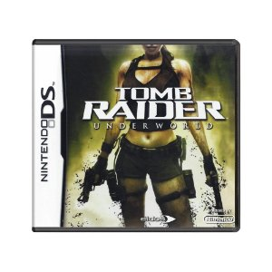 Jogo Tomb Raider: Underworld - DS