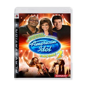 Jogo Karaoke Revolution presents: American Idol Encore 2 - PS3