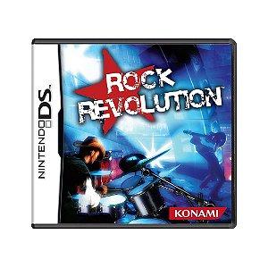 Jogo Rock Revolution - DS